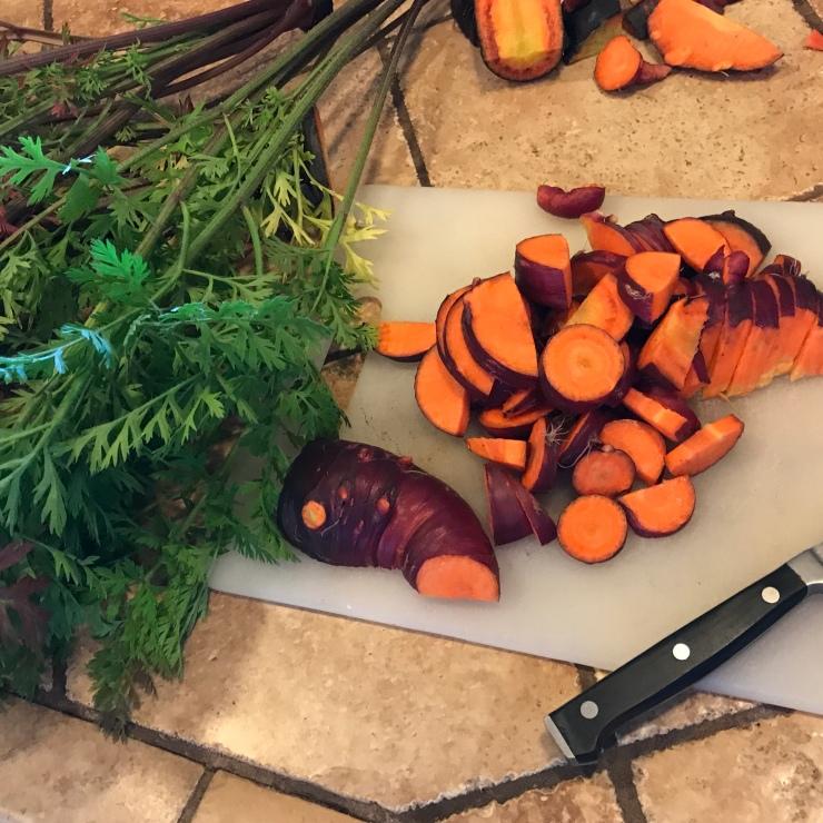 Juju Paradise Cosmic Purple Carrot